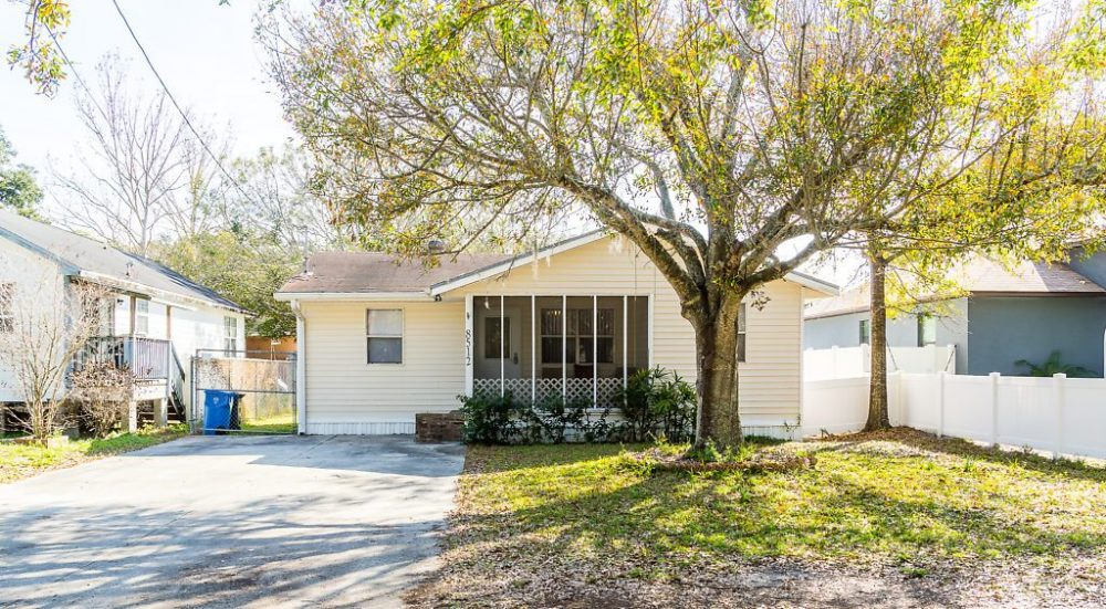 Front of House 8512 Patsy St, Tampa, FL 33615