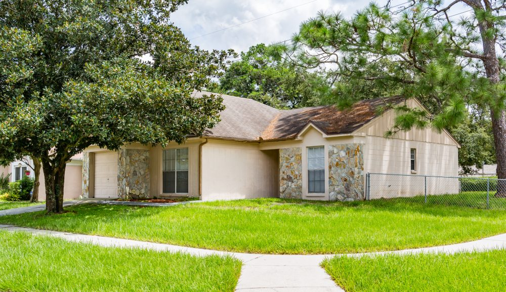 Exterior of House 10001 Turkey Trot Place Tampa, FL 33637